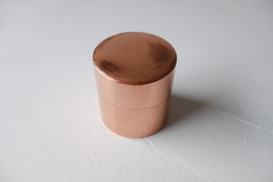 SyuRo 丸缶 (小) 銅
