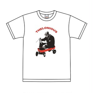 『Thelonious』Tシャツ 値下げ!税送料込み