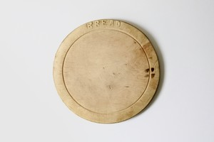 vintage bread board (BREAD)  /  ヴィンテージ 木製 ブレッドボード (BREAD)