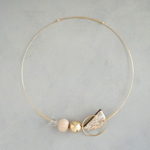 necklace D-NL04<gold>