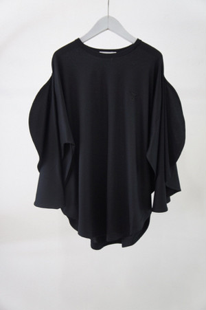 MICKEY SHILOUETTE TEE -BLACK- / MAISON CIRCLE by ANREALAGE