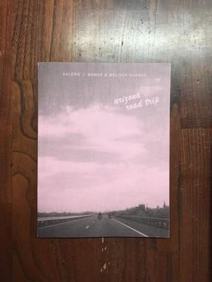 【ZINE】Arizona Road Trip Zine