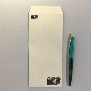 一筆箋封筒#5p カメラ IPPE-1