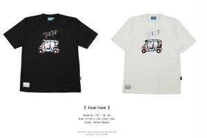 """Tシャツ 101wordwol """"TUK-TUK"""""""