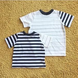 2way白黒Tシャツ