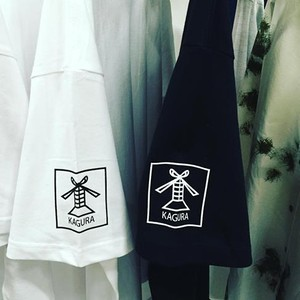 神蔵 オリジナルTシャツ#01 袖