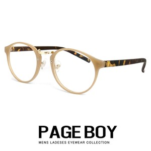 ダテ眼鏡 ボストン型 py6473-2 UVカット ラウンド型 丸メガネ 丸眼鏡 メンズ レディース