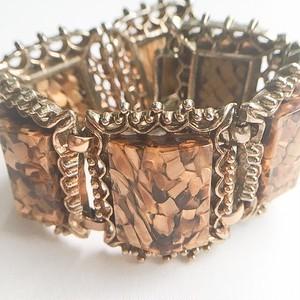 brown confetti bracelet[h-90]