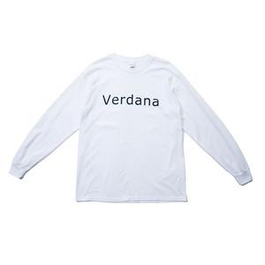 verdana Long T-shirt