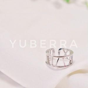 《送料無料・silver925》design ring【803400929】シルバー925