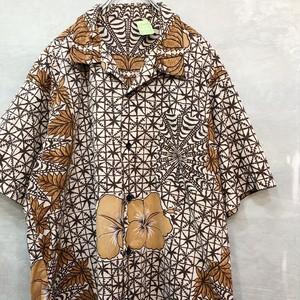 アロハシャツ   Hawaiian shirt  #2277