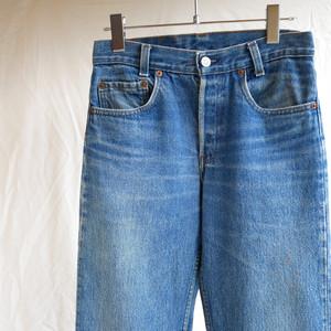 【VINTAGE】80's Levi's 701 デニム パンツ