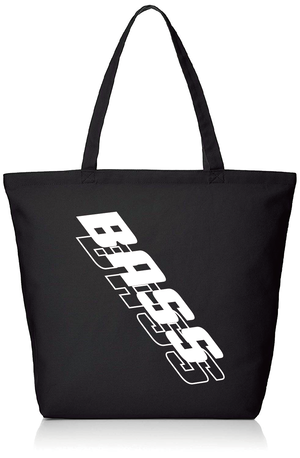 W BIG BASS TOTE BAG