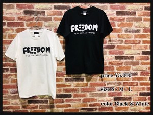 FREEDOM Tシャツ