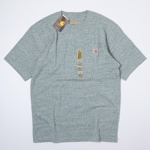 Carhartt USA s/s T-shirts (HEATHER GREEN) カーハート Tシャツ A745
