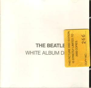 THE BEATLES / WHITE ALBUM DEMOS
