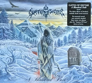"GATES OF ISHTAR ""A Bloodred Path (Re-issue 2017, Special Edition CD Digipak)"""