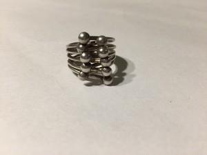 【15-17号調整可能】Vintage 925 silver ring ( ヴィンテージ  シルバー リング )