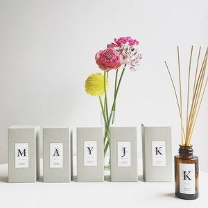 Alphabet Reed diffuser Oil & Stick Set