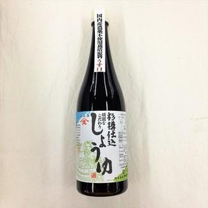 香川県小豆島の薄口醤油