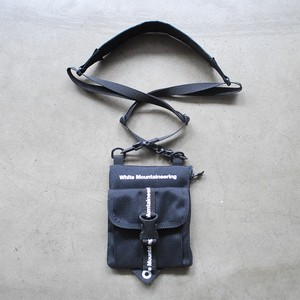 White Mountaineering WM LOGO SHOULDER BAG