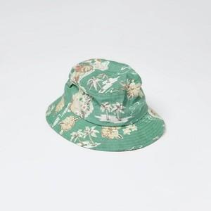 LITE YEAR Hawaiian Bucket Hat - Green