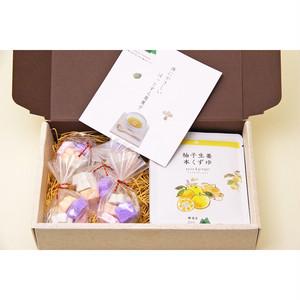 葛菓子と本くずゆ5種ギフトセット 吉田屋【奈良県産】