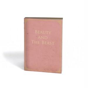 Beauty & Beast note book