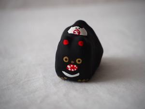熊と金太郎さん/アート大福