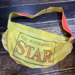 VINTAGE NEWS PAPER BAG