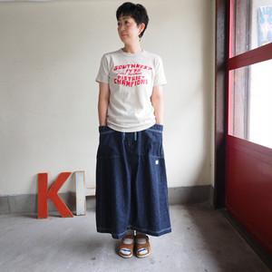 USED-Tシャツ 01C35B D柄  サイズ 5.6