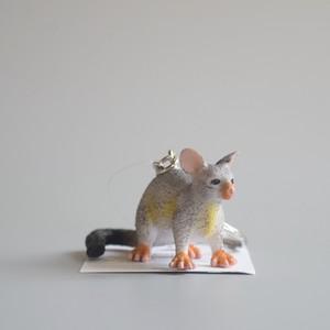 """Animal Keyring """"Possum"""" アニマルキーリング """"ポッサム"""""""