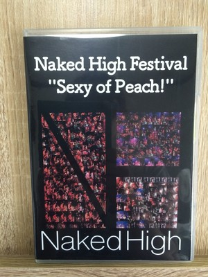 "[DVD]Naked High Festival ""Sexy of Peach!"""