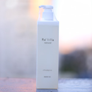NEW Re'lilla|「natural」 shampoo(350ml)