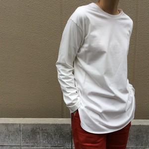 cloche/ラウンドテールロングTシャツ