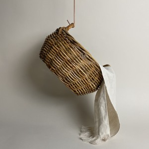 AROROG 2 handle Basket L  / アラログ 2ハンドル バスケット L〈 バスケット / 収納  〉