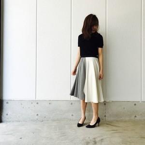 Chinon original clothes  アシンメトリースカート