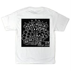 ACID EXILE / Psychedelic Choo Choo Train Tee