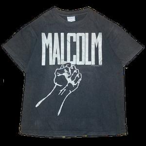 """""""Malcolm X"""" Vintage Tee Used"""