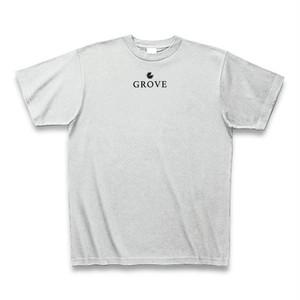 5ピースデザインTシャツ(アッシュ/ブラック)