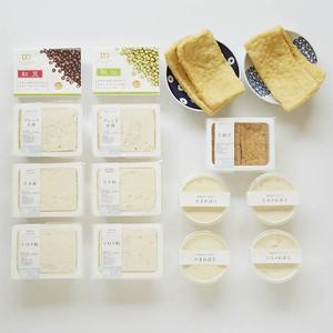 【国産大豆】ぜいたく豆腐セット