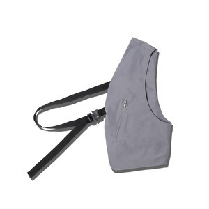 TACTICAL HALF VEST / GRAY