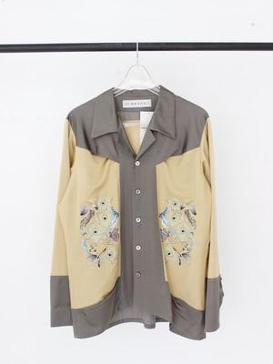 Used BAM embroidery jacket