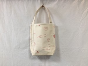 "TEMBEA "" BAGUETTE TOTE SMALL "" ICE PRINT"