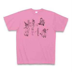 TAIGA- Tシャツ#6 気まぐれなハロウィン