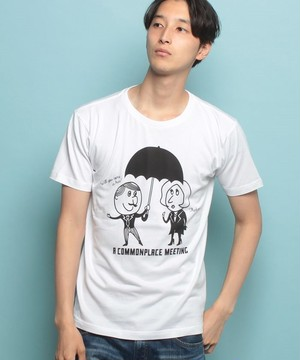 #409 Tシャツ COMMONPLACE