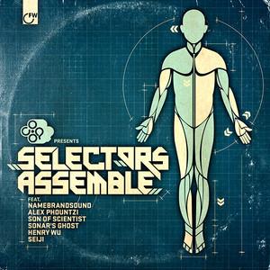 """【12""""】V.A. (CoOp Presents) - Selectors Assemble"""
