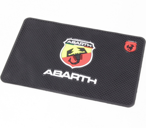 ABARTH NON SLIP DASHBOARD MAT