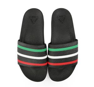 Palace x adidas Adilette Sandal Black