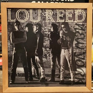 Lou Reed - New York (LP)